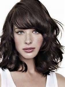 shoulder length layered longer in front hairstyle 10 layered hairstyles for shoulder length hair
