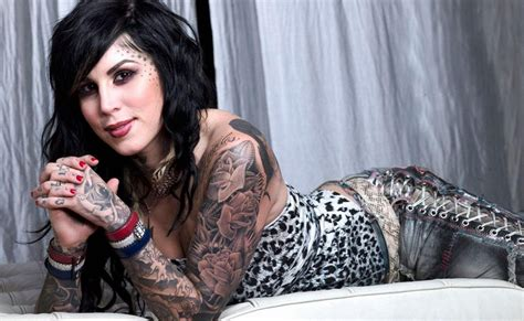 d von celebrity kat von d plastic surgery photos video