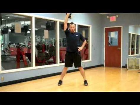 double arm kettlebell swing kettlebell workout for beginners youtube