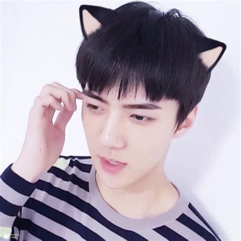 Exo Nail Sticker By Weare Eri 25 best sehun ideas on