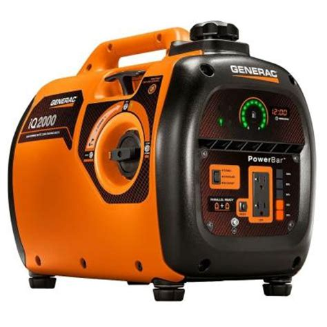 generac iq 2 000 watt ultra gasoline powered