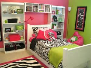 pink and green bedroom ideas hot pink lime green and zebra tween room dream house