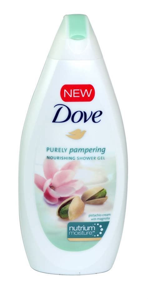 Dove Shower Gel by Dove Purely Pering Nourishing Shower Gel 500ml Pistachio