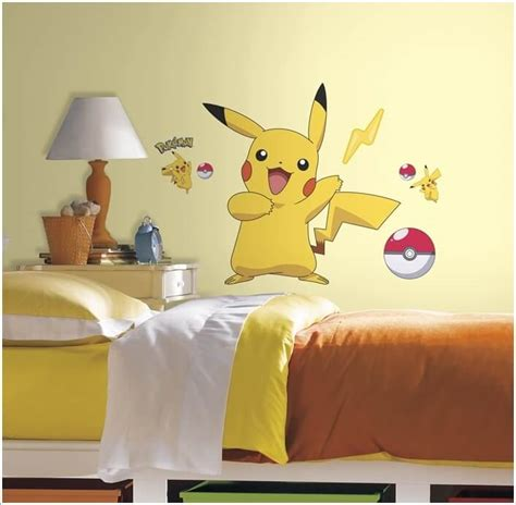 pokemon bedroom decor have a look at these cool pokemon bedroom ideas