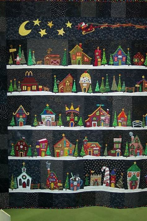 Patchwork Advent Calendar Pattern - 668 best can t quit quilting images on