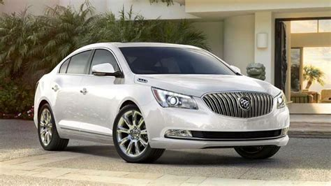 2016 buick lacrosse release date changes specs price