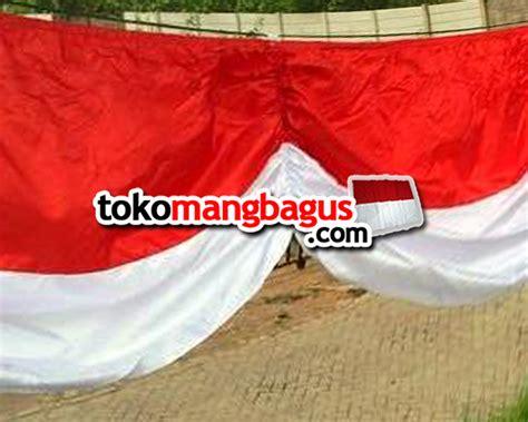 Karet Elastis Besar Putih umbul umbul murah jual bendera merah putih murah