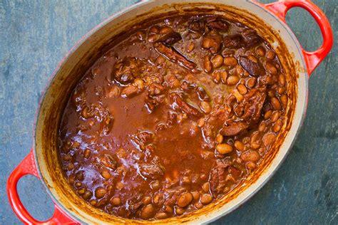 cowboy beans recipe simplyrecipes com