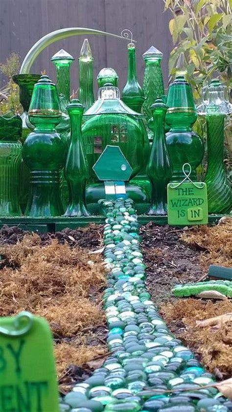 Emerald City Garden by 35 Awesome Diy Garden Ideas Tutorials Page 6