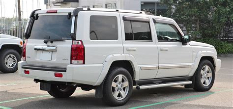 Camander Jeep File Jeep Commander 002 Jpg Wikimedia Commons