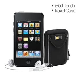 Knomo Travel Wallet With Ipod Pocket by Apple Ipod Touch 32gb Mp3 Player Logic Umc 5