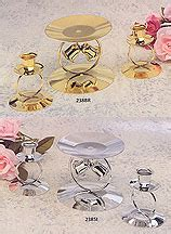 Wedding Unity Bell by Unity Candle Holder Traditional Bell Design For Wedding