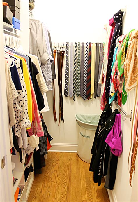 How To Store Scarves In A Closet by Closet Design Phase Two Jess Lively