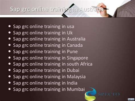 sap tutorial mumbai sap grc online training in paris
