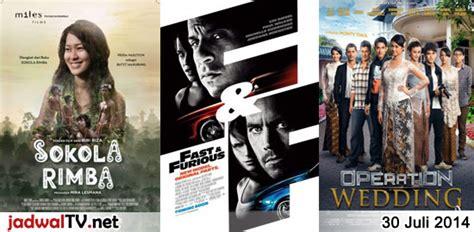 jadwal film dan sepakbola 30 desember 2014 jadwal tv jadwal film dan sepakbola 30 juli 2014 jadwal tv
