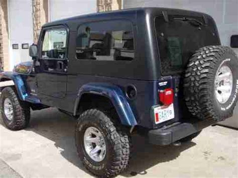 6 Inch Jeep Wrangler Lift Sell Used 2006 Jeep Wrangler Unlimited 6 Cyl 6 Spd 4