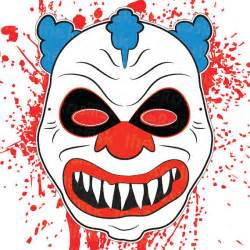 clown mask template clown masks template images backgrounds clipart images