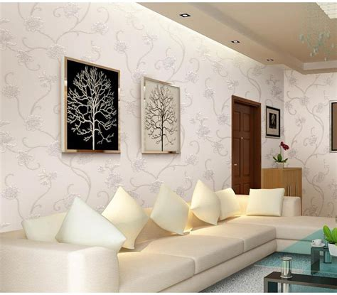 Wallpaper 3d Ruang Tamu | papel de parede 3d wallpaper gulungan dekorasi rumah ruang