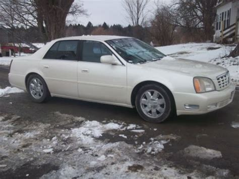 cadillac dts 2000 for sale sell used 2000 cadillac dts sedan 4 door 4 6l in