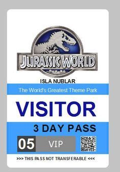 jurassic world id card template 1000 images about jurassic park jurassic world 2015 on