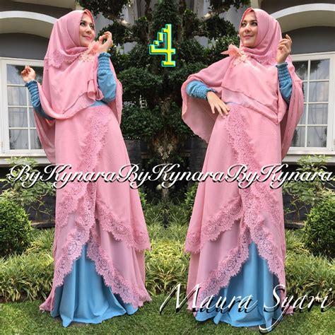 Baju Muslim Pesta Grosir Trend Baju Muslim Syari Terbaru Gaun Pesta Muslim Pusat