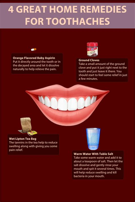 Home Remedy Toothache by Dental Health Care