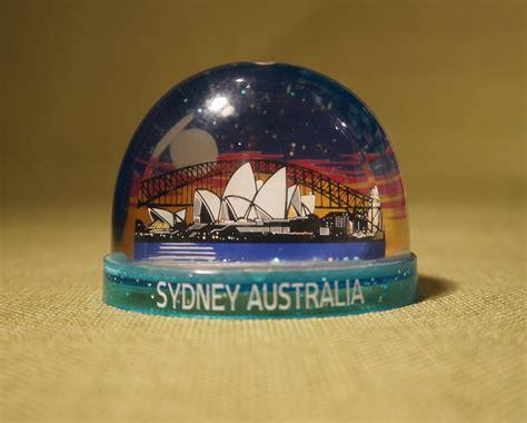 snowglobe of sydney australia sydney new south wales australia snow globe opera