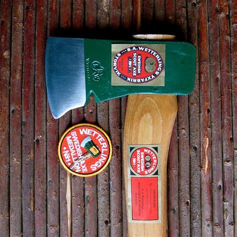 wetterlings hatchet classic scout hatchet wetterling axes swedish mollyjogger