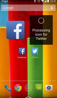 how to make icon bigger on android technobezz