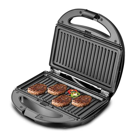 Grill Croque Monsieur by Gaufrier Croque Grill Techwood