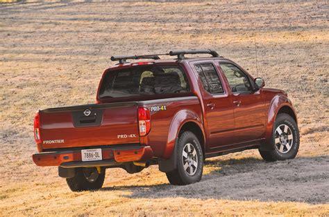nissan frontier pro 4x 2013 nissan frontier pro 4x crew cab automobile magazine
