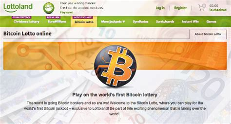bitcoin lottery lottoland unveils bitcoin lotto world s first bitcoin