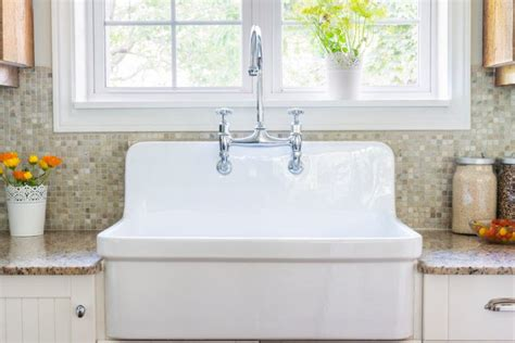 how to clean porcelain kitchen sink how to clean a porcelain sink