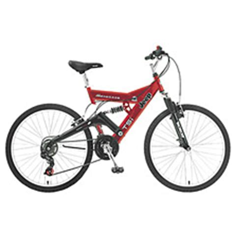Jeep Tsi Mountain Bike Bikes Specifications Specifications