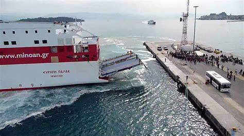 boat docking fails compilation corfu ferry docking funnydog tv