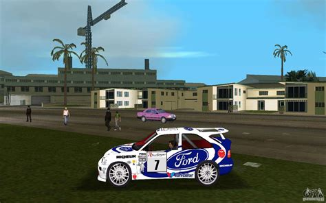 hotring sabre worth it ford escort cosworth rs for gta vice city