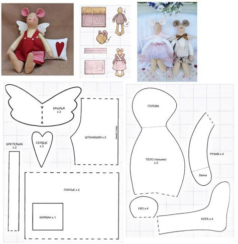 picture sewing pinterest patterns and dolls 3fe87824b161359ba3cc2fe909437bc4 jpg 736 215 756 animali