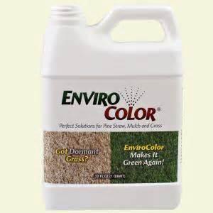 sod home depot envirocolor 1 000 sq ft 4 green grass colorant
