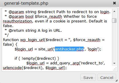 Wp Template Redirect by Cara Mengganti Wp Admin Agar Aman Dari Hacker