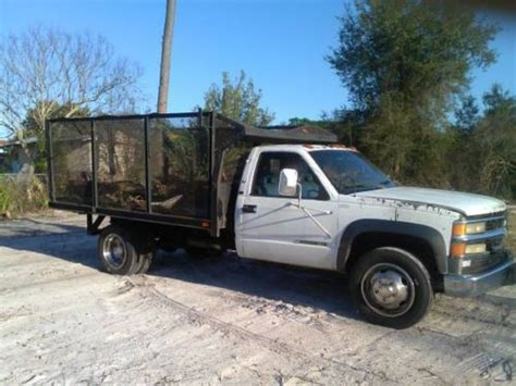 how to fix cars 1994 chevrolet 3500 parking system sell used 1994 chevy 3500 diesel truck in hollywood florida united states