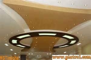 design plafond des salons platre5
