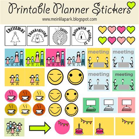 printable birthday stickers free printable calendar planner stickers ausdruckbare