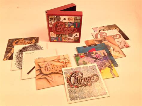 Cd Chicago The Studio Albums 1969 1978 the studio albums vol 2 1979 2008 rhino media