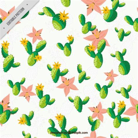 fiori ad acquerello fiori ad acquerello e disegno cactus scaricare vettori
