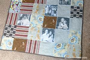 photo quilt a mini tutorial the polkadot chair