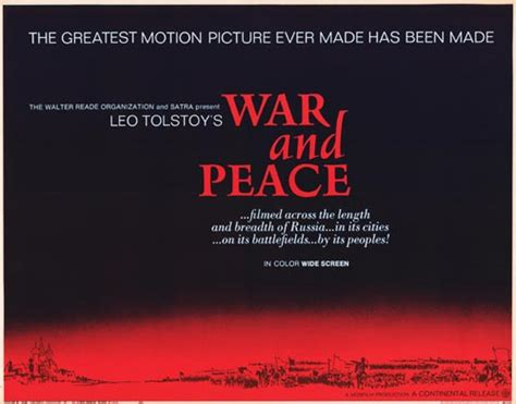 theme music war and peace war and peace movie posters at movie poster warehouse