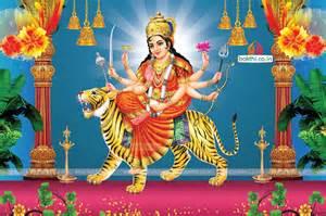 Hindu famous goddess maa durga hd photos and wallpapers free downloads