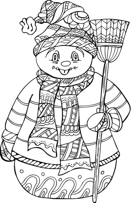 winter coloring pages for adults 1000 ideas about coloring book pages on