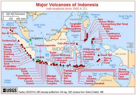 list of volcanic eruptions list of volcanoes in indonesia the full wiki