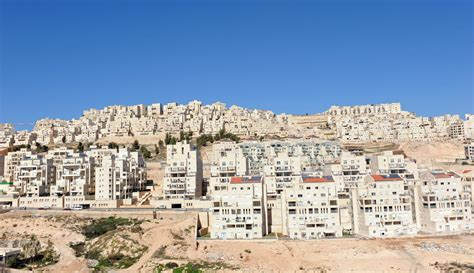 Israel Housing israeli settlement housing
